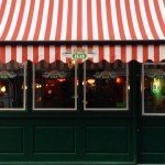 Friends' Central Perk Coffee Shop in Liverpool and Chester, UK
