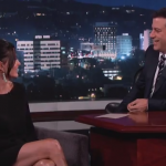 Courteney Cox talks about Friends' 20th anniversary on Jimmy Kimmel Live!